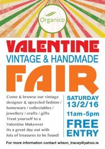Valentine Vintage & Handmade Fair