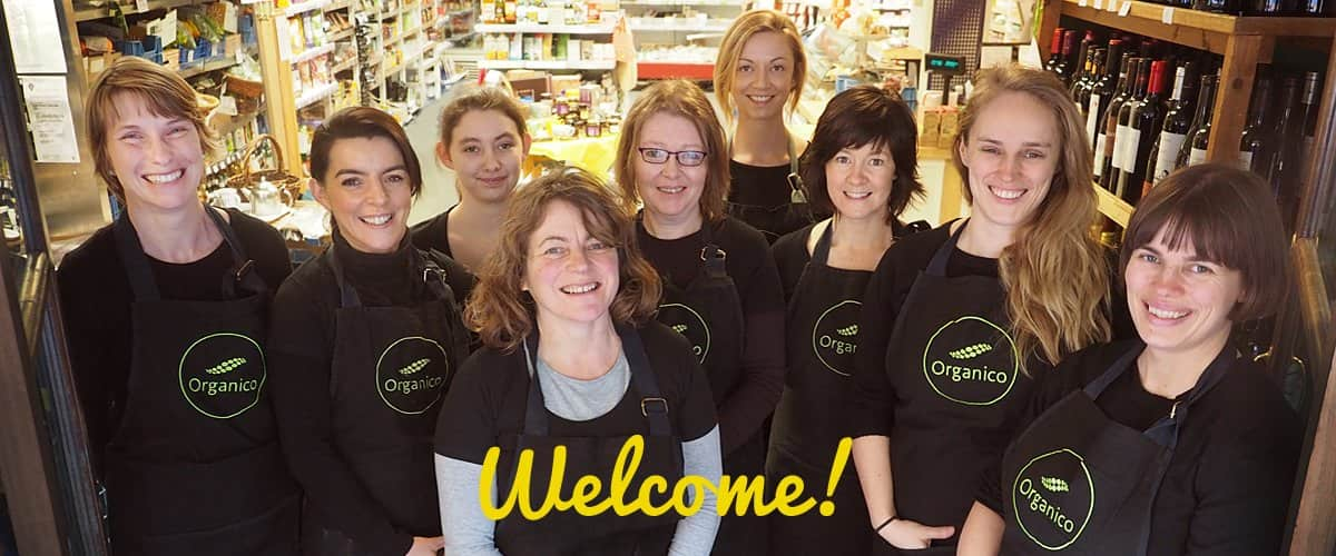 Welcome to Organico Health Food Shop