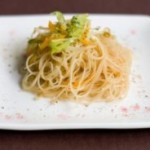 Organico Cafe's Spicy Noodle Salad