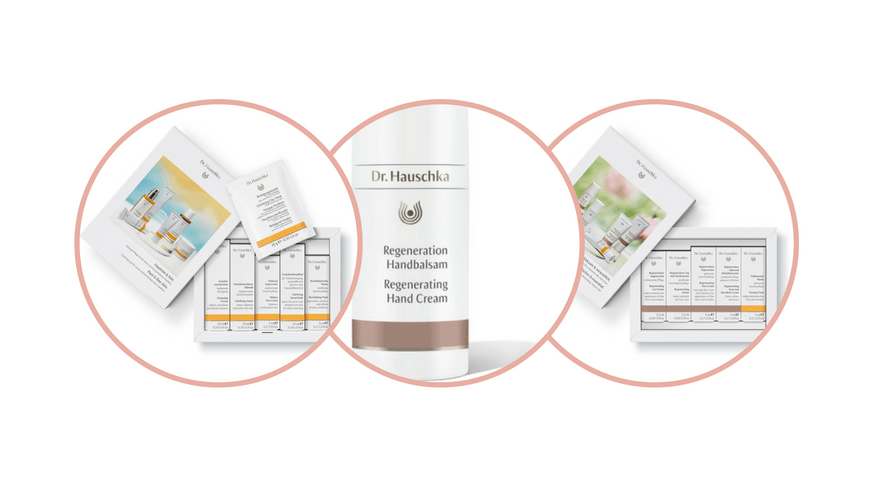 Subscribed to our newsletter? You could win Dr. Hauschka skincare!
