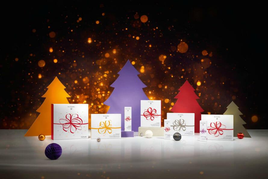 Dr. Hauschka skincare Christmas Edition gift sets