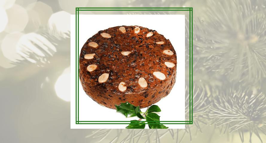 Organico Christmas Cake