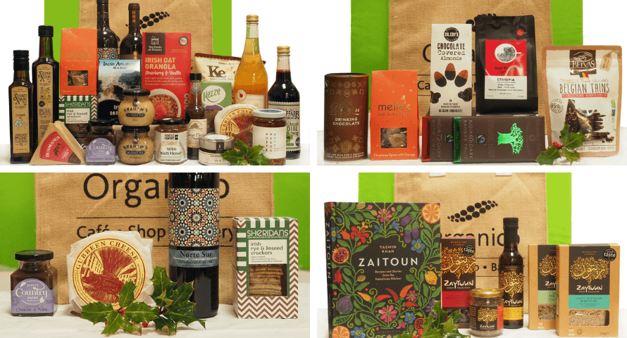 Christmas Hampers from Organico