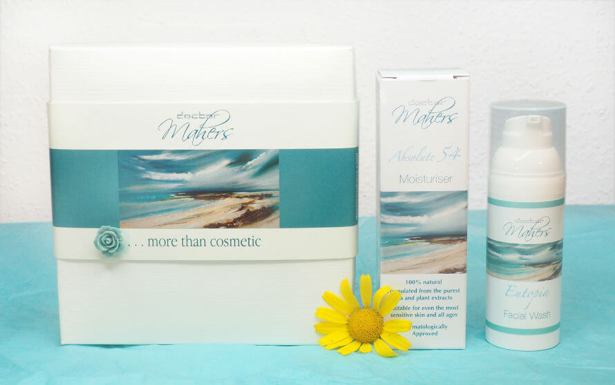 Doctor Mahers Gift Set of Facial Care Products