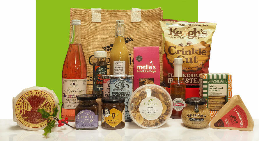 Christmas Hamper from Organico
