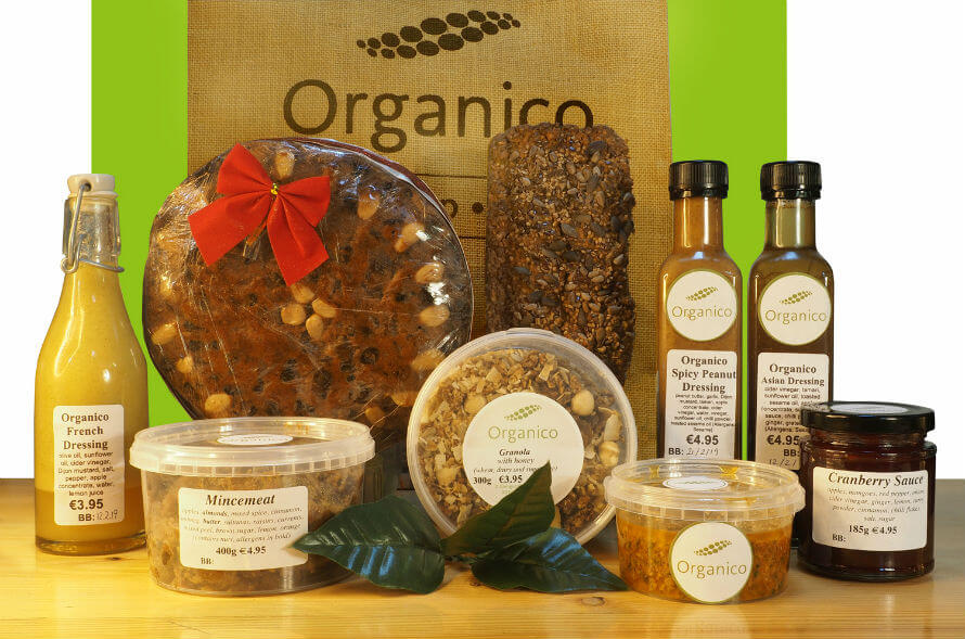 Organico Christmas Hamper Giveaway