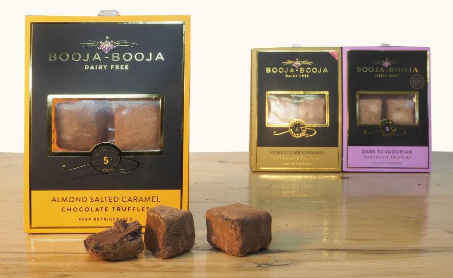 Booja-Booja Chocolate Truffles at Organico