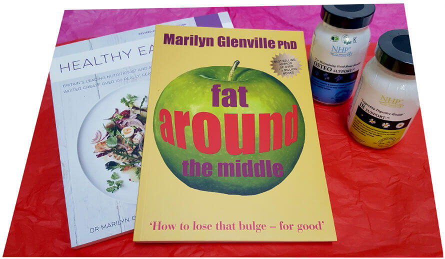 Marilyn Glenville's books and supplements available at Organico