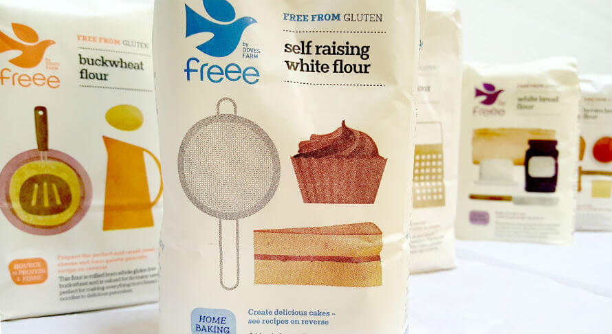 Doves Farm Gluten Free Flours