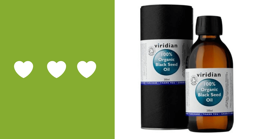 Viridian Black Seed Oil