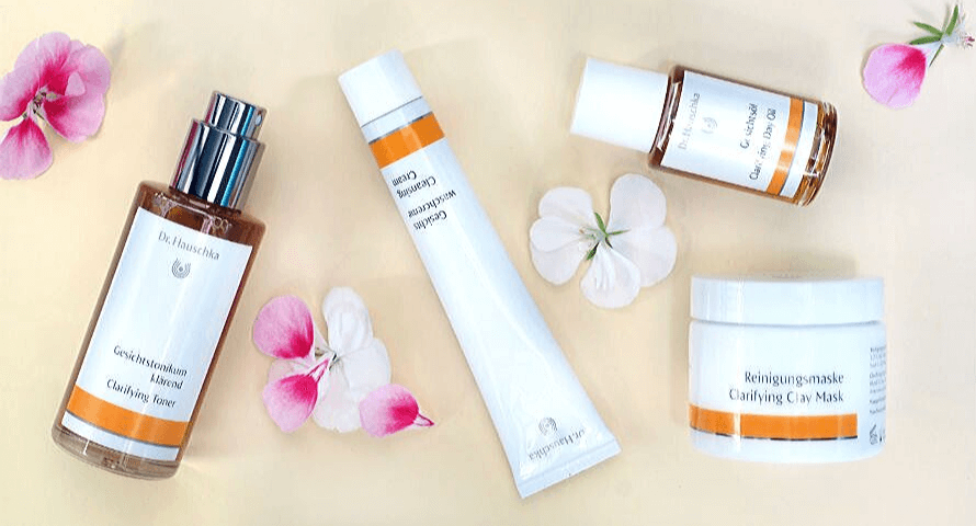 Dr. Hauschka Natural Clarifying Skincare for Acne