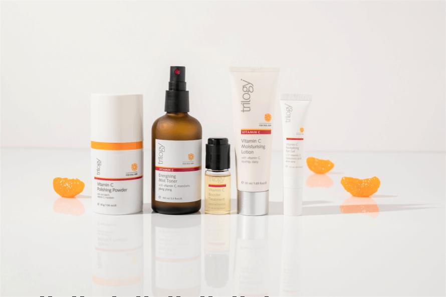 New Vitamin C range from Trilogy skincare