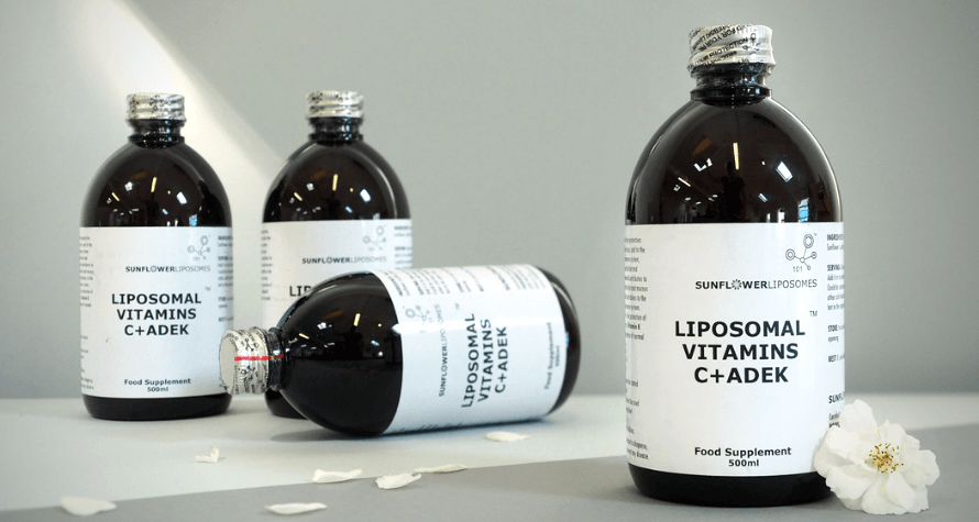 Irish made Liposomal Vitamin C